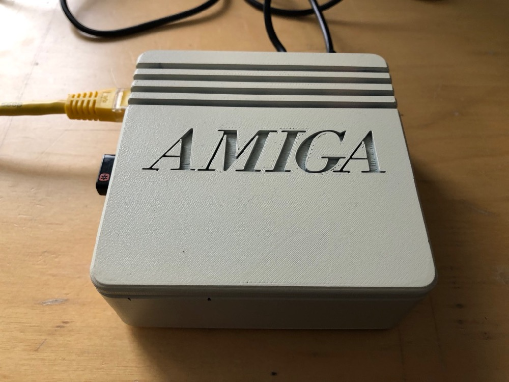 AmiBerry: The Best Amiga Emulator For ARM Chips